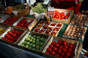 Madison and Dane County Area Farmers Markets
