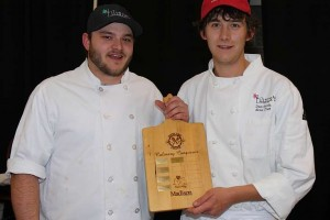 Dueling Chef 2009 – Liliana's Wins!