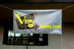 Vintage Brewing Company Update