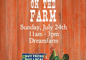 Day on the Farm Event to be held July 24, supporting REAP