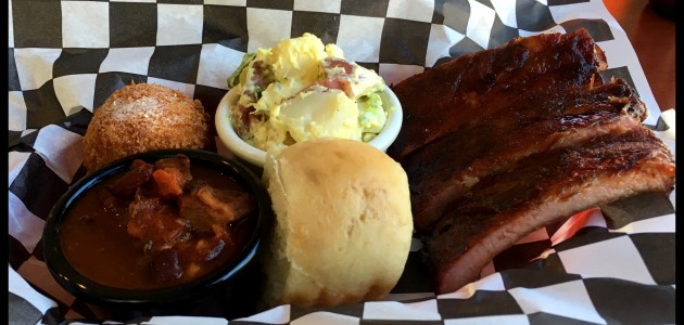 That BBQ Joint Moves to New Location, Expands